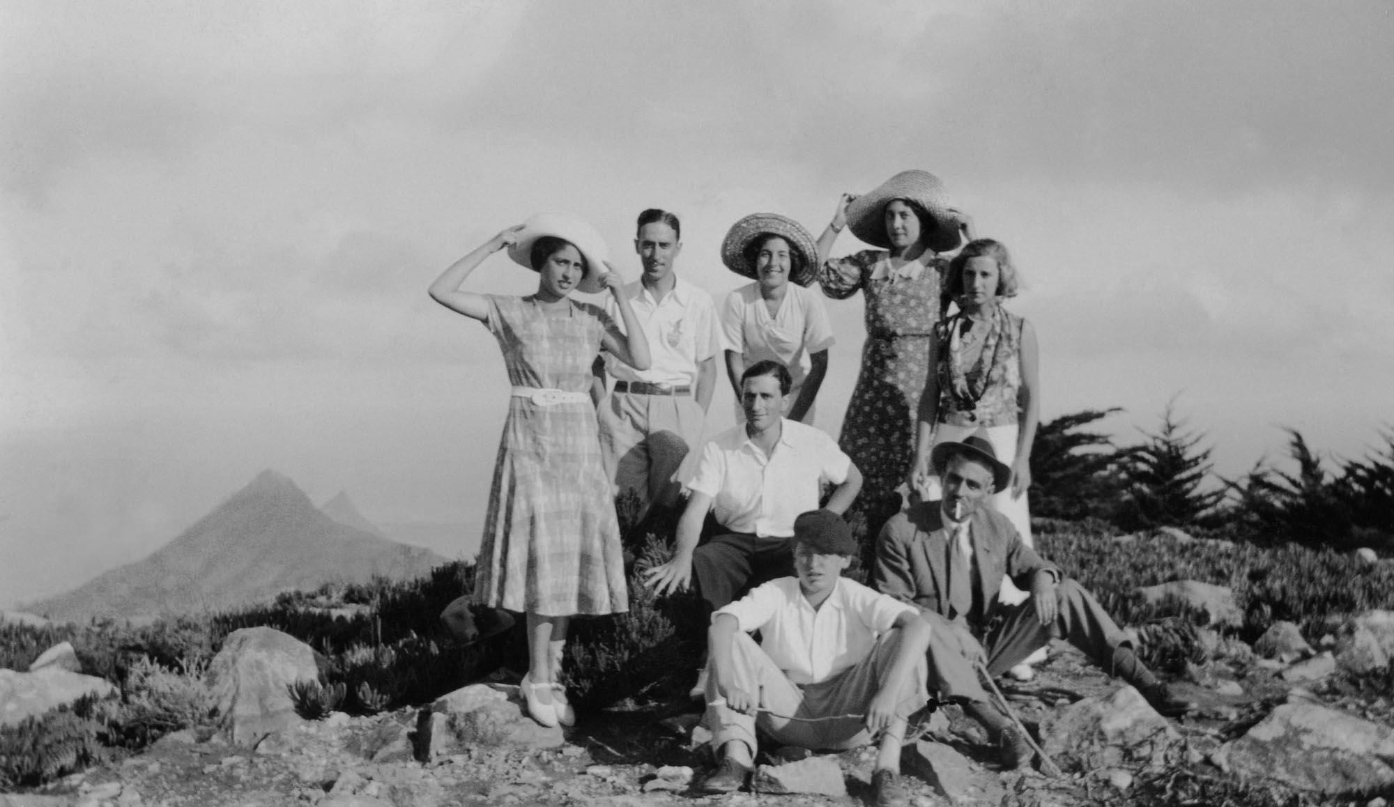 Album V: Picnic with a Volcano, Porto Santo, 1935