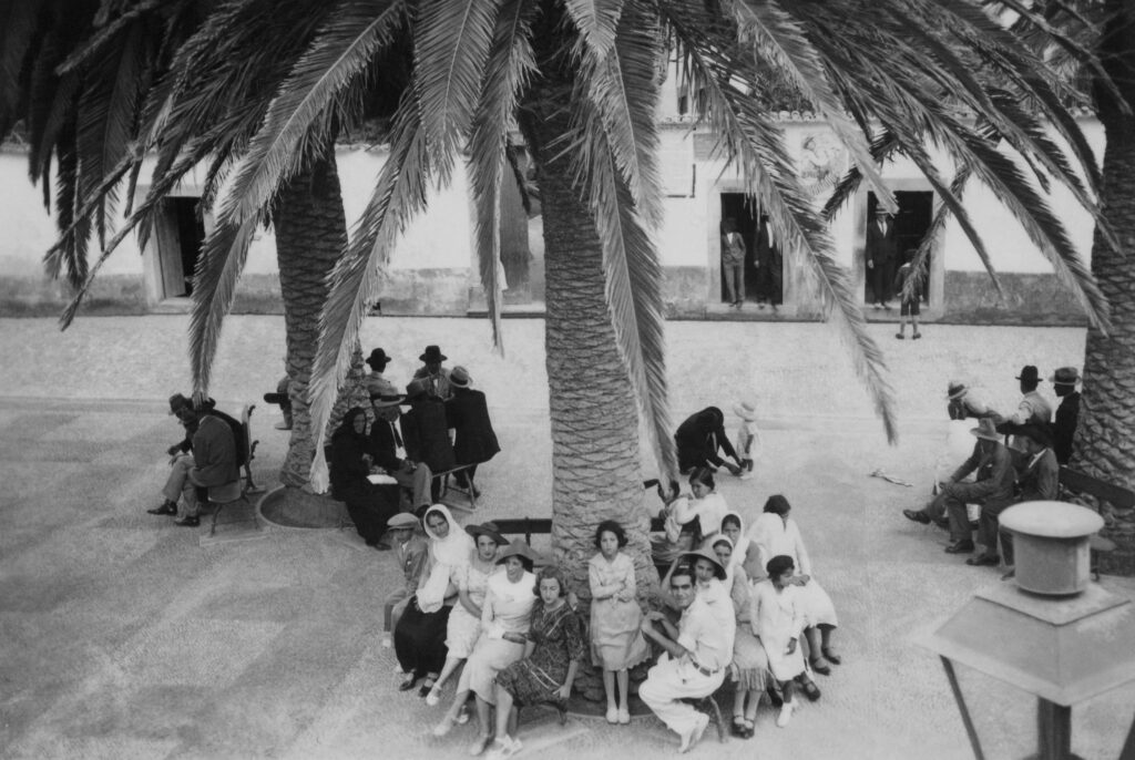 Album V: Lazy Sunday on the Plaza, Porto Santo, Madeira, 1938