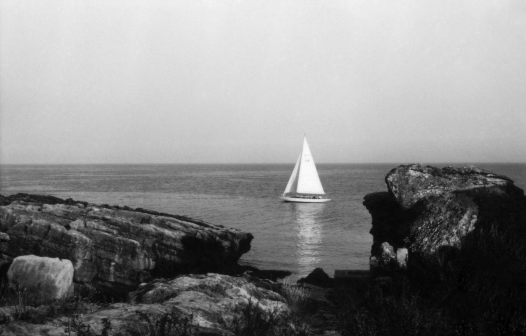 Thy Boat, Thyself, Somewhere In Portugal, Circa 1940's
