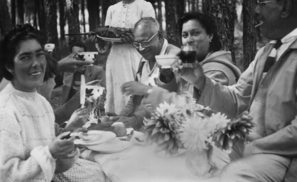 A Toast to this Moment, Somewhere in Portugal, circa 1940