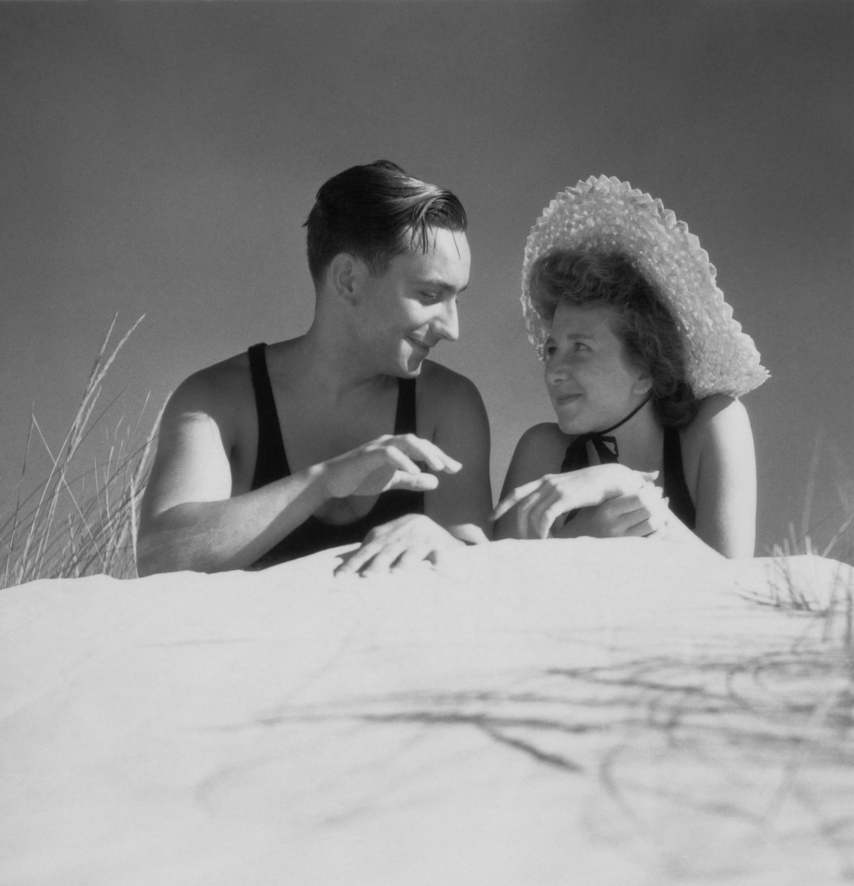 It Was Like This, Praia da Rocha, Algarve, 1943