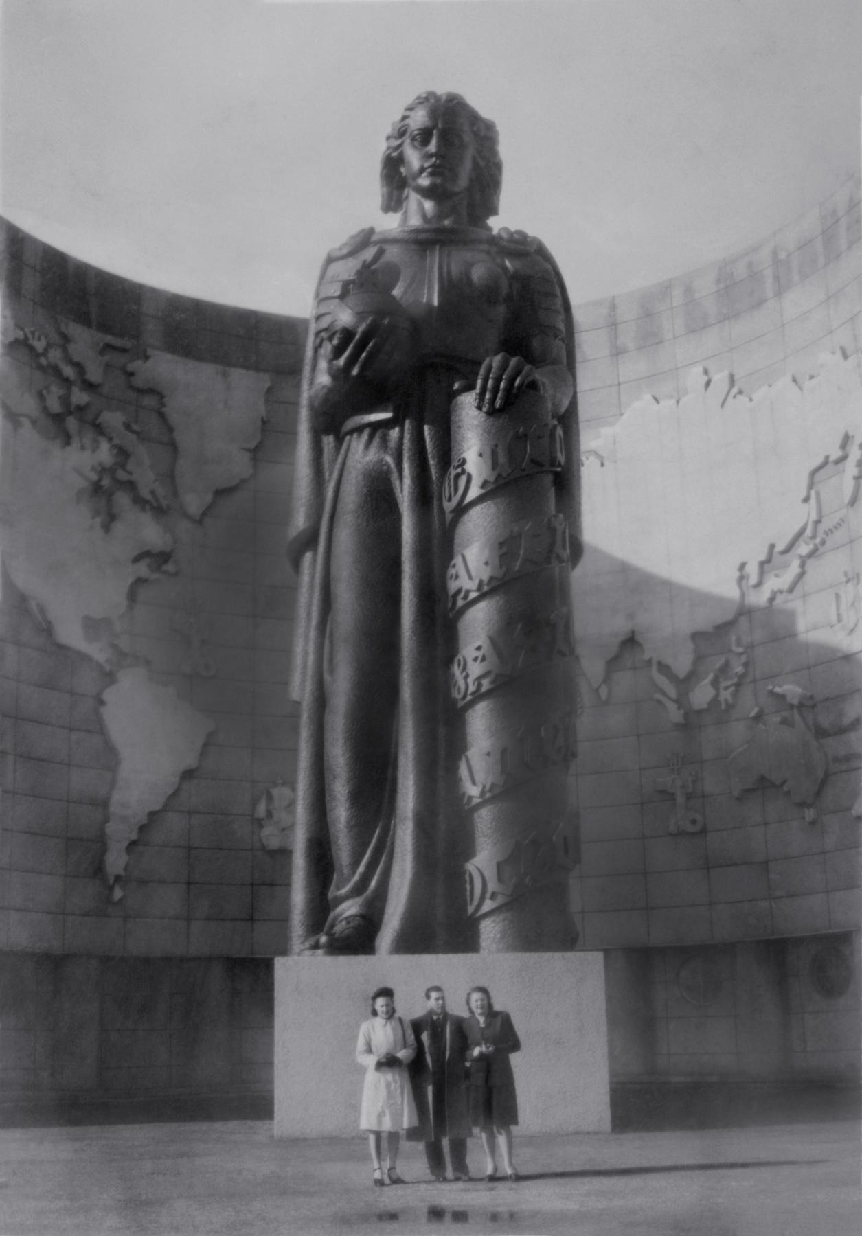 Sovereignty, Lisbon, 1940's