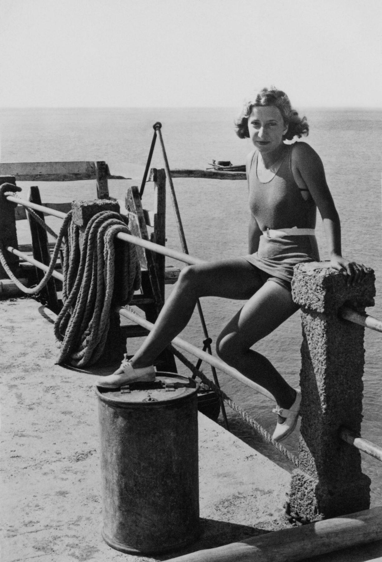 Album V: Balancing Act, Porto Santo, Madeira, 1934