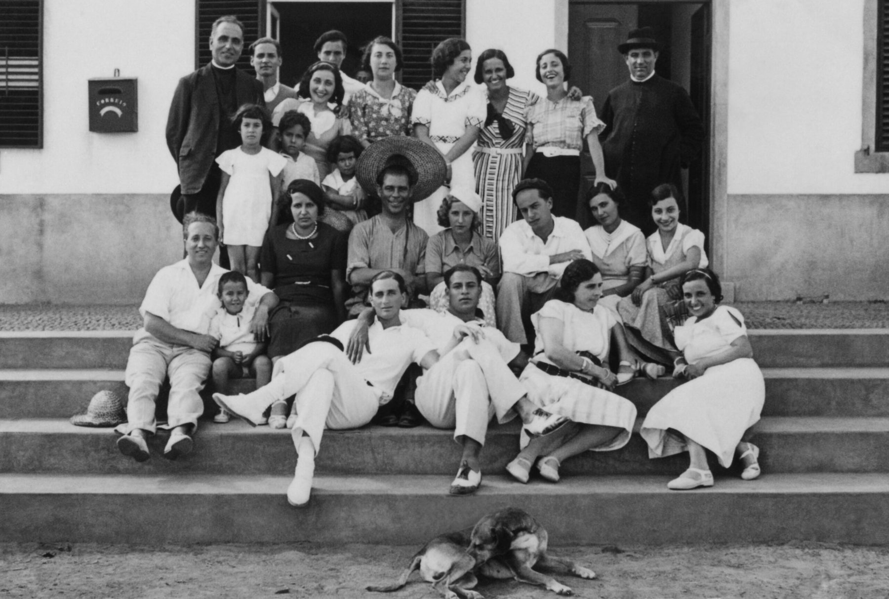 Album V: Family/Love, Porto Sant, Madeira, 1934