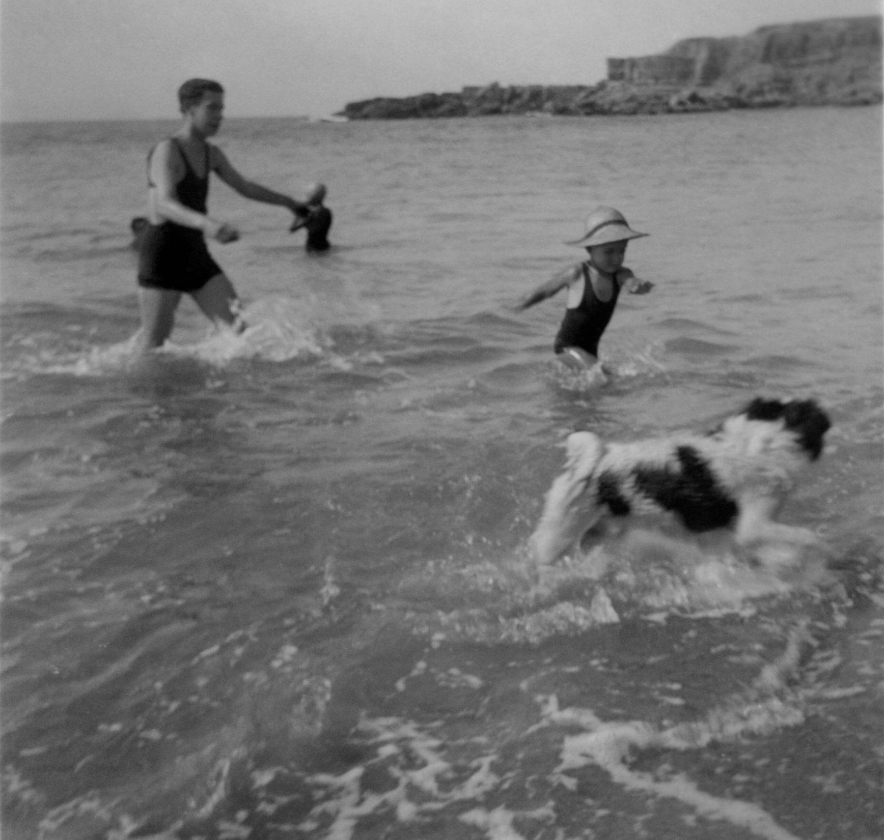 Sea Creature, Somewhere in Portugal, circa 1930's