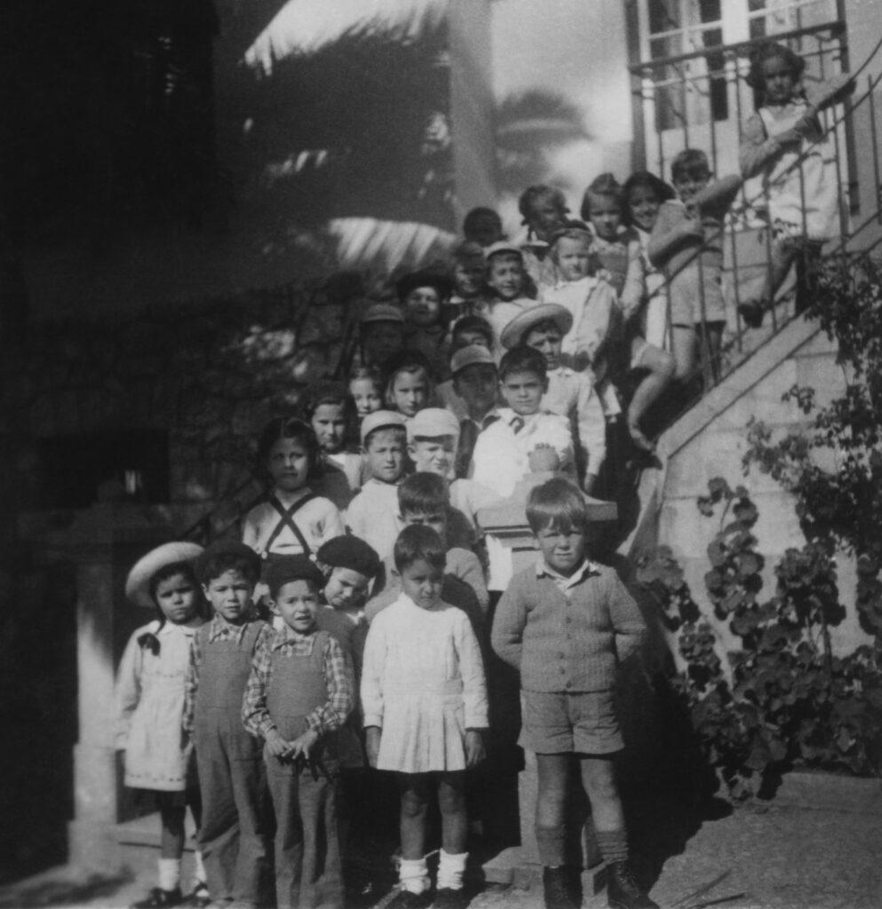 School Days, Lisbon, circa 1930's