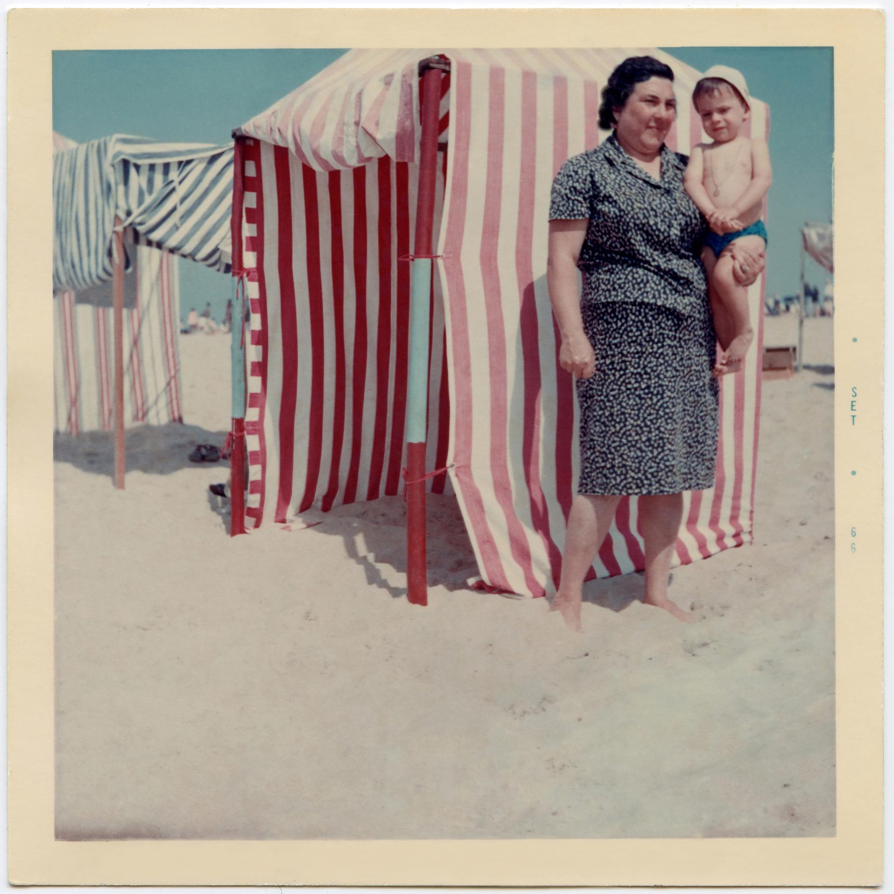Kodachrome Summer, Somewhere in Portugal, circa 1950's