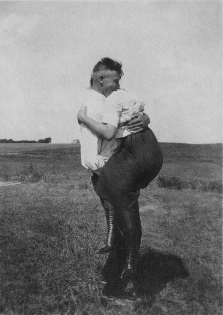 Caught, Somewhere in America, circa 1915