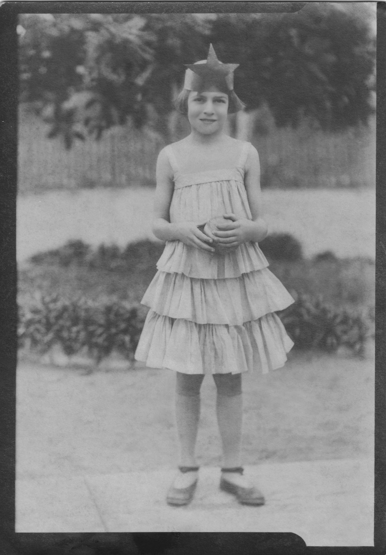 Starlene, Someqwhere in America, circa 1920's